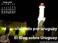 Calendario de Uruguay, Octubre 2009