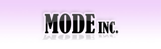MODE INC. - Brunei's Fashionable Blogshop!
