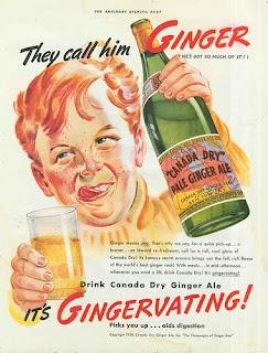 Gingervating Ginger Kills Cancer