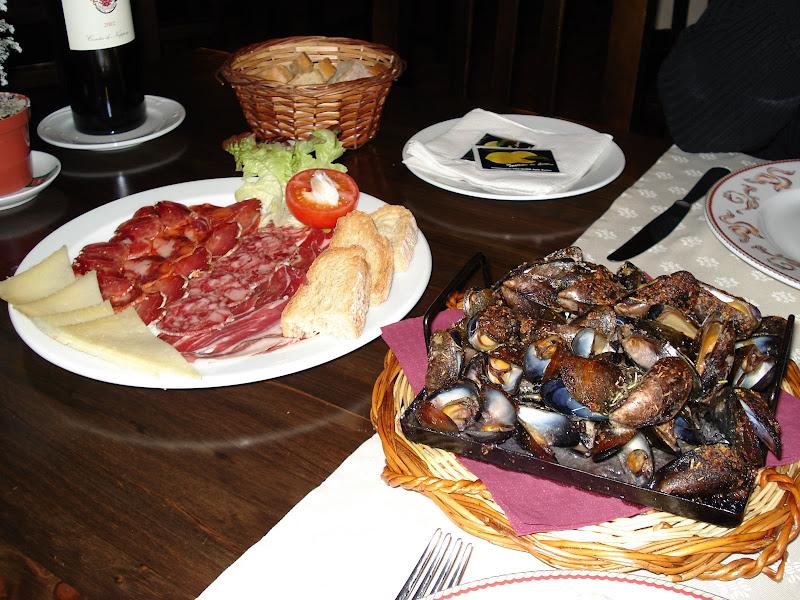Restaurant La Braise Menu