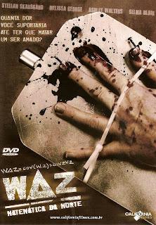 Filme Poster Waz - Matemática da Morte DVDRip XviD & RMVB Dublado