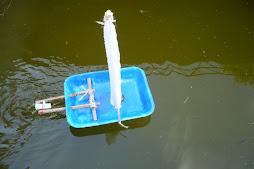 barco de paletas del mississippi