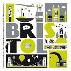 Bristol city print
