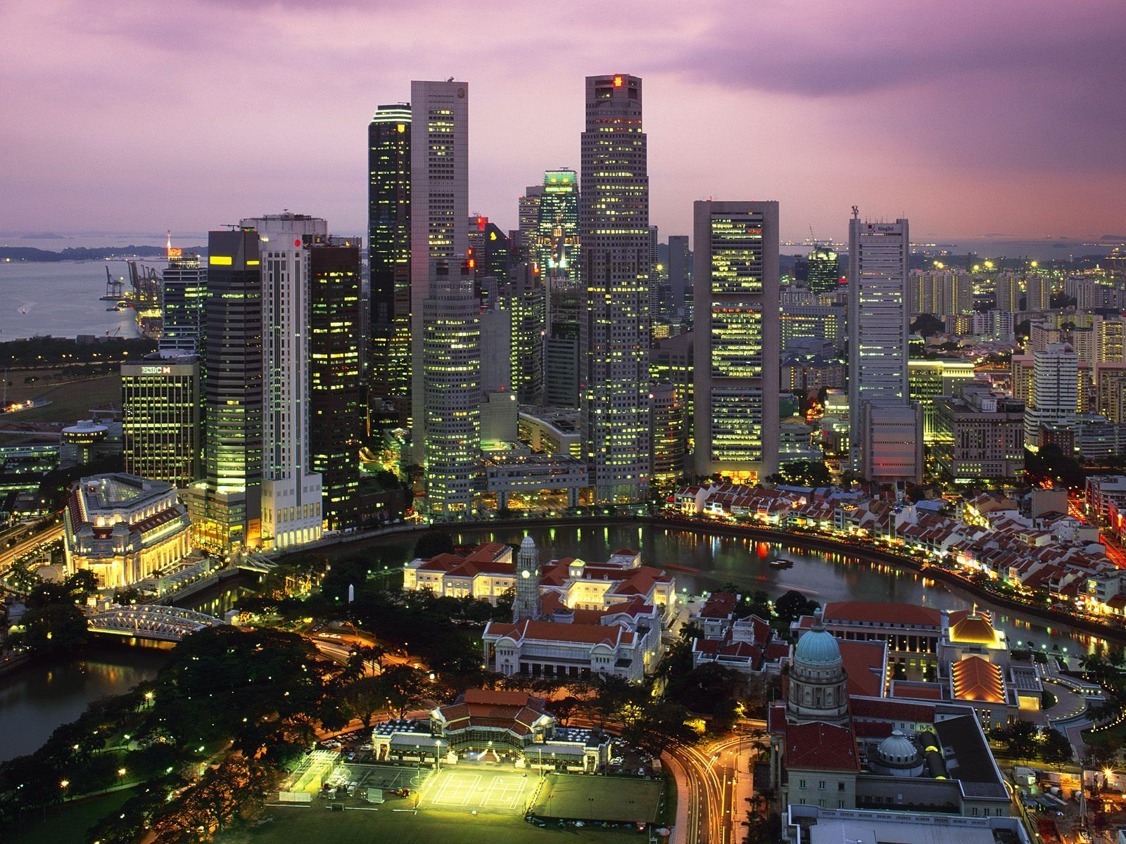 Travel Instinct: Singapore