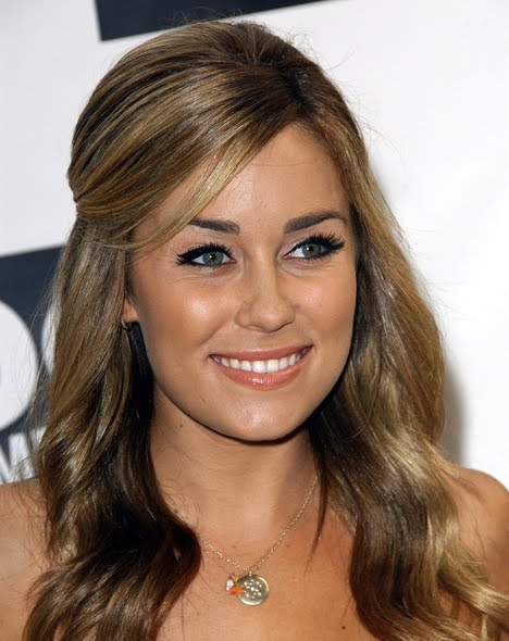 lauren conrad dark brown hair. Lauren Conrad With Brown Hair.