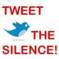 Tweet the silence!