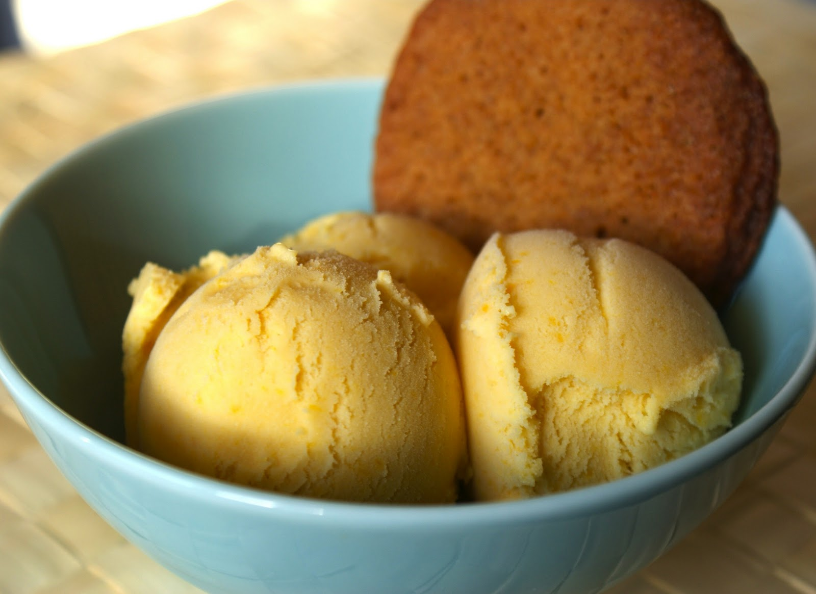 Piccante Dolce: Pumpkin Pie Ice Cream