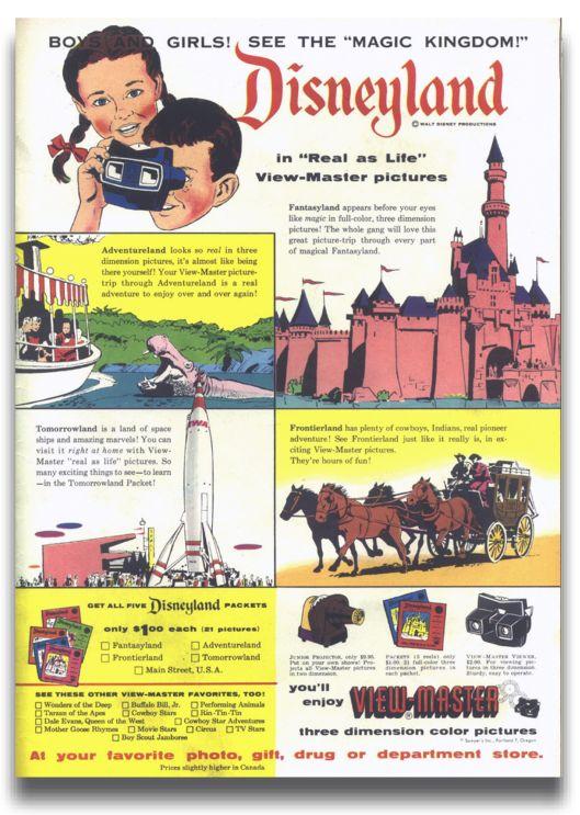 On veux le retour des VIEW MASTER sur les parcs disney  View-master disneyland VM+Ad+1