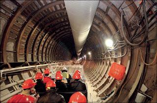 Etats-Unis - Site de stockage de déchets nucléaires de Yucca Mountain, - Stockage de déchets, Yucca Mountain, Nevada - Terre Natale, le blog du Développement durable - Thierry Follain