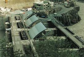 Hydro-Electric Dam in Nepal