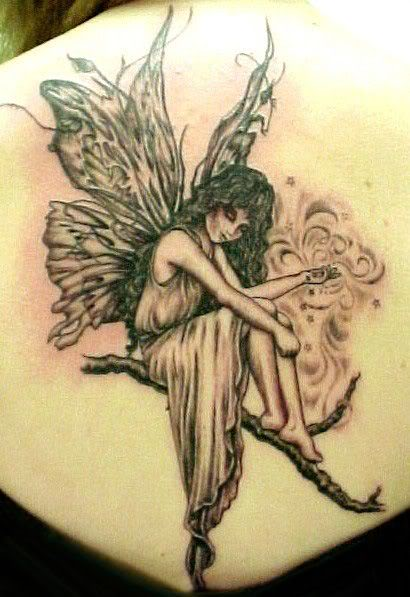 Guardian+angels+tattoos+for+women