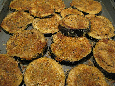 Recetas de familia berenjenas al horno for Como cocinar la berenjena