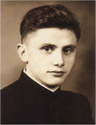 Youg-Ratzinger-710662 - Who Says The World No Longer Has Superheroes? - Anonymous Diary Blog
