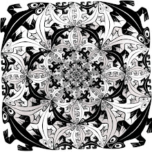 labirintos de escher