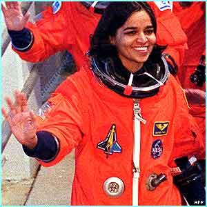 Kalpana chawla--Biography  Kalpana Chawla Quotes
