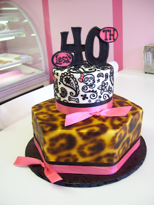 Cougar Birthday Cakes Gallery