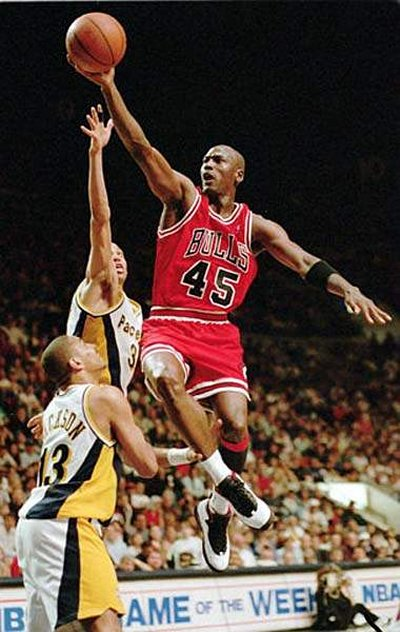 a biography of the life and basketball career of michael jordan Buy michael jordan: the life reprint by roland lazenby (isbn:  9780316194761)  the definitive biography of the most legendary basketball  player of all time.