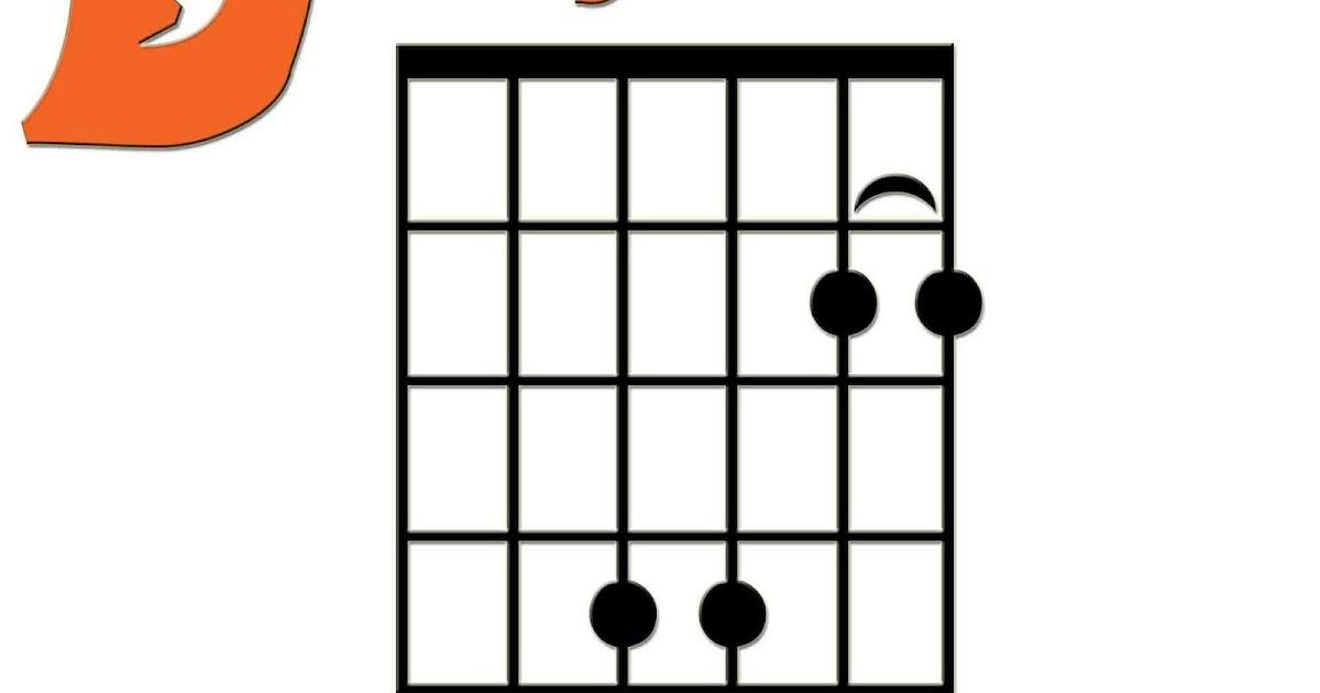 Chord Du Jour Fsus4 Guitar Beginner