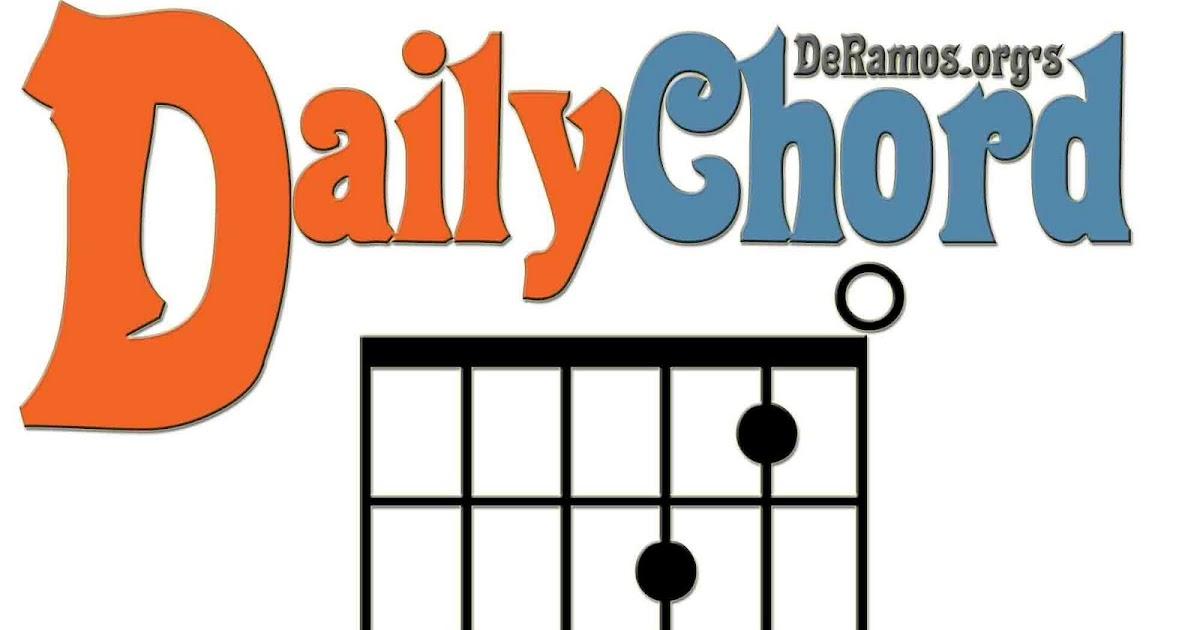 Chord Du Jour Fmaj7 Guitar Beginner