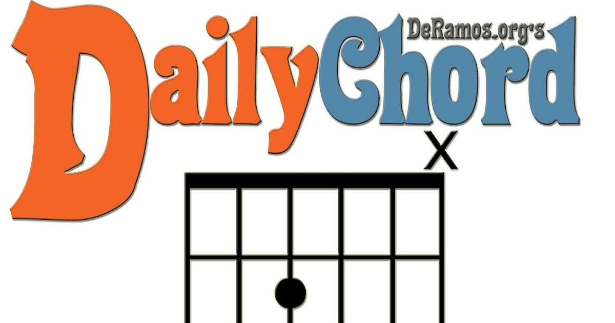 Chord Du Jour Cm9 Guitar Intermediate