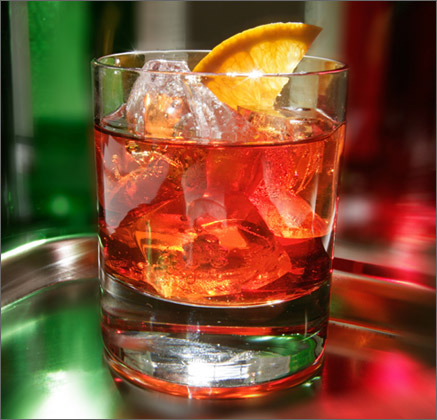 Bottoms Up with Mr. Mixx: Day 3, 30 for 30- The Negroni