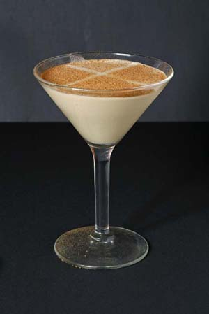 How To Make A Brandy Alexander Drink With Ice Cream