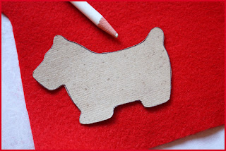 Scotty Dog Felt Pattern http://everyday-cookies.blogspot.com/2011/01/scottie-dog-cookie-cutter-project-3.html