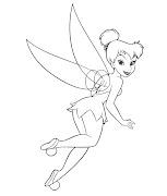 dibujos para colorear dibujos para colorear campanilla walt disney hadas