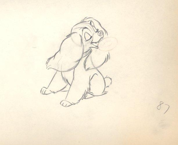 Disney Soul: La Dama y el Vagabundo