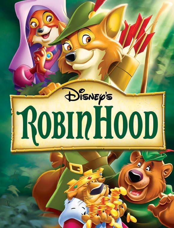 Disney soul robin hood