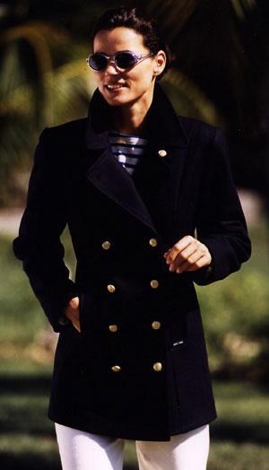 The Urban Gentleman: The Pea Coat