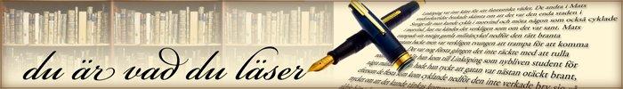 Du är vad du läser