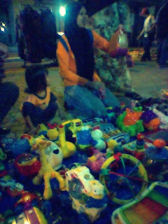 Bazar JB - Sesi Tawar Menawar Harga Bersama Peniaga