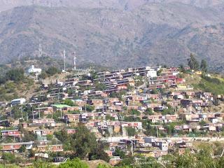 CERRO 18 DE LO BARNECHEA, SANTIAGO - CHILE