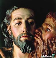 cuántos Judas nos rodean? ... espero que pocos