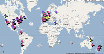 mapa de fecha 27 de Abril de 2009, cuya actualización usted puede ver haciendo click