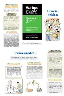 la licencia mèdica es un derecho, y el estado de acuerdo con la constitución debe proteger no solo la emisión de las licencias, sino también la aplicación y su eficacia