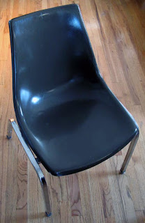 Krueger Metal Products Shell Chair