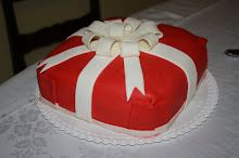 Torta pacco regalo