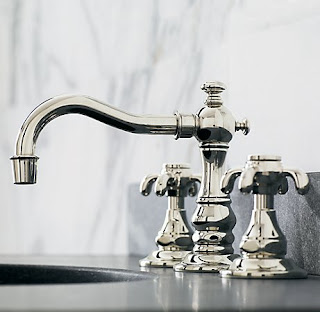 Apropos of nothing the half a bath for Restoration hardware bathroom faucets