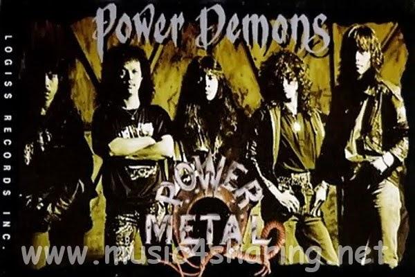 Music 4 Sharing: Power Metal - Power Demons (1993)