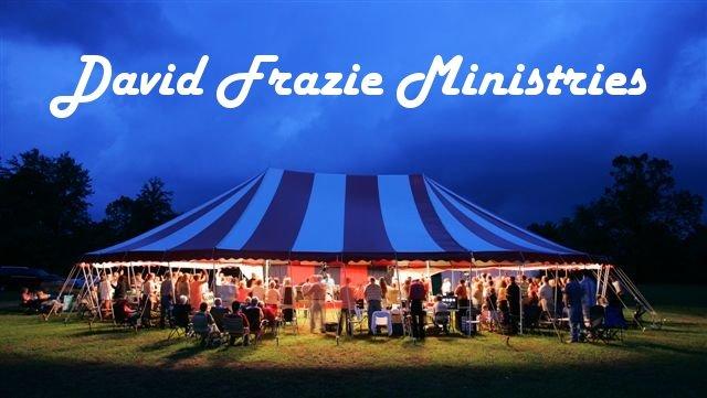 David Frazie Schedule