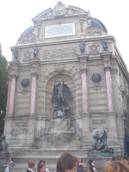 Font Saint-Michel