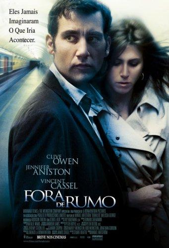 Filme Poster Fora de Rumo DVDRip XviD & RMVB Dublado