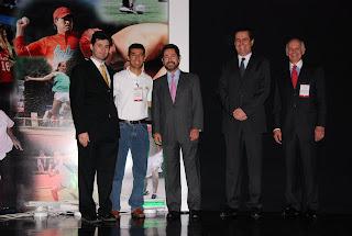 Juan José Joven, Guillermo Pérez, Carlos Septién, Pablo Latapí, Luis Niño de Rivera