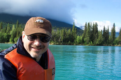 David on the Kenai