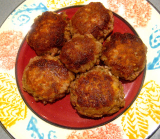 Old Fashioned Rissoles