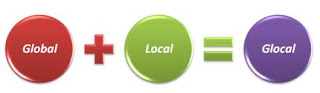 Global + Local = Glocal