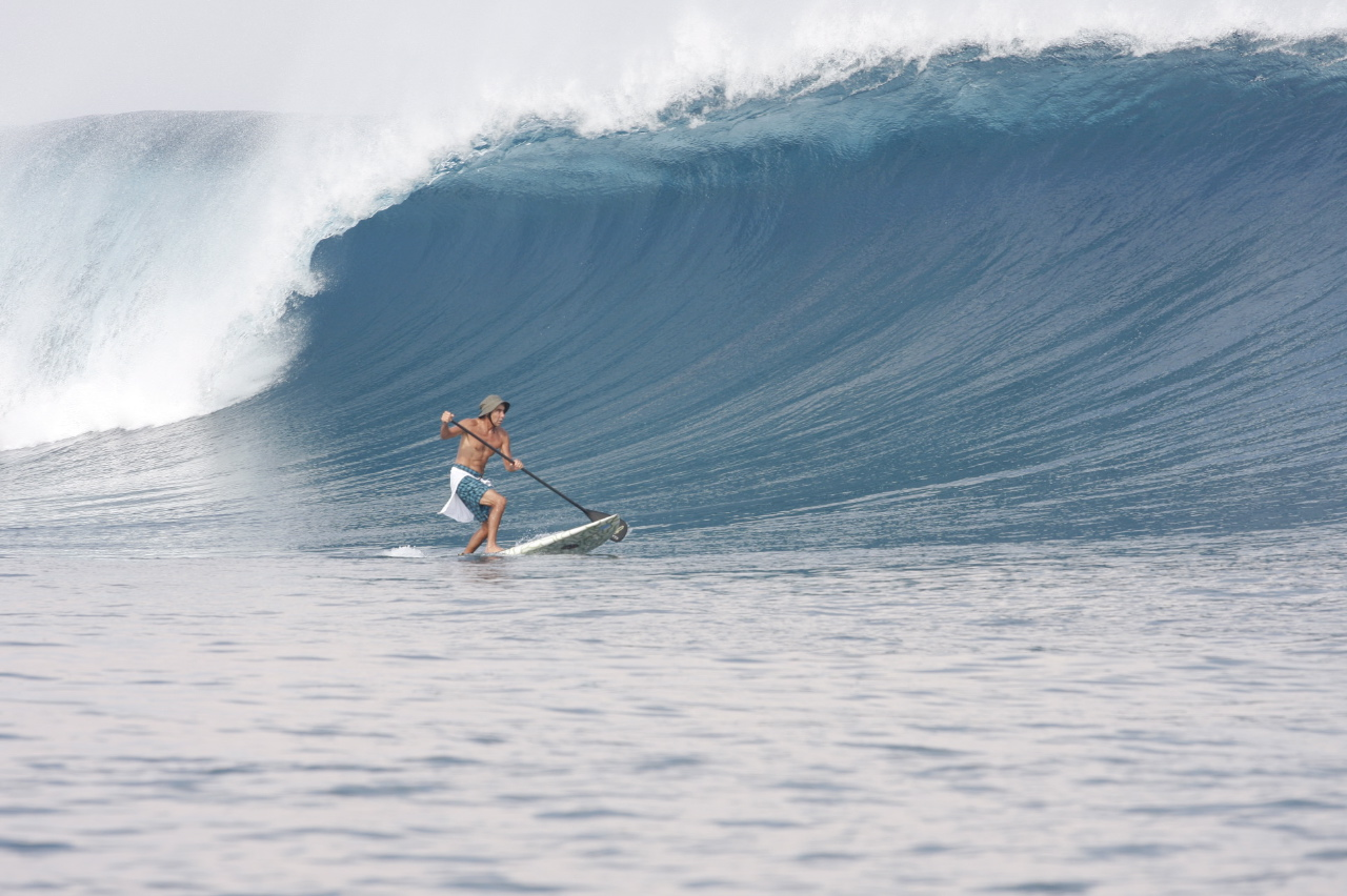 sup surfing wallpaper - photo #12