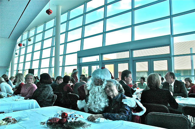 Holiday celebration at Irvine Valley College